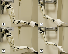 Biological Plausibility of Arm Postures Influences the Controllability of Robotic Arm Teleoperation.